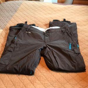 Spyder snow pants